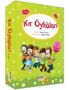 Erdem Yayınları Kır Öyküleri Dizisi (10 Kitap)