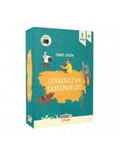 Düzenle :Erdem Yayınları Çanakkale'nin Kahramanları (5 Kitap)