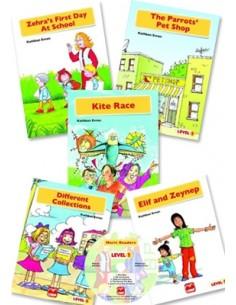 Erdem Yayınları 4.Sınıf Merit Readers İngilizce Hikaye Seti