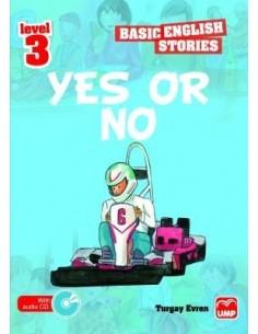 UMP Yayınları Basic English Stories Level-3 Yes Or No
