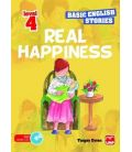 UMP Yayınları Basic English Stories Level-4 Real Happiness