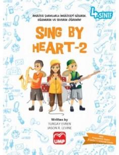 UMP Yayınları 4.Sınıf Sıng By Heart 2 Etkinlik Kitabı