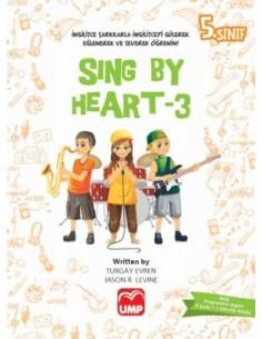 UMP Yayınları 5.Sınıf Sing By Heart 3 Etkinlik Kitabı