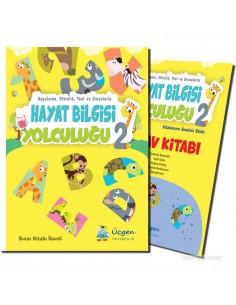 Üçgen Yayınları Hayat Bilgisi Yolculuğu ( 2.Sınıf )