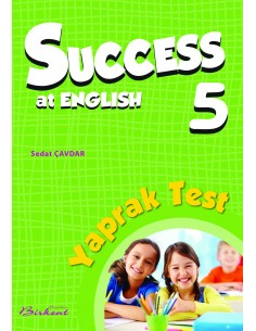 Birkent Yayınları 5.Sınıf Success at English Yaprak Test