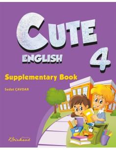 Birkent Yayınları Cute English Supplementary Book 4