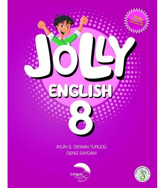 Birkent Yayınları Jolly English 8