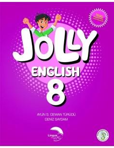 Lingus Education Group Jolly English 8 2017