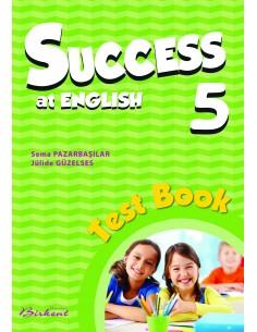 Birkent Yayınları Success at English Test Book 5