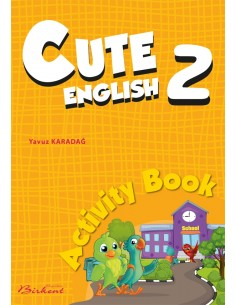 Birkent Yayınları Cute English Activity Book 2