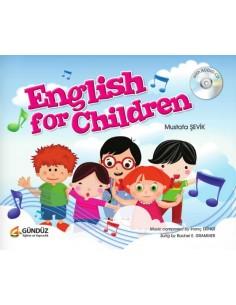 Gündüz Yayıncılık English for Children