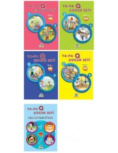 Yapa Yayınları Okul Öncesi Q Set(+4 yaş)