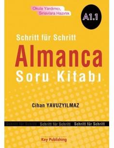 Palme Yayınları Almanca Soru Kitabı A1.1