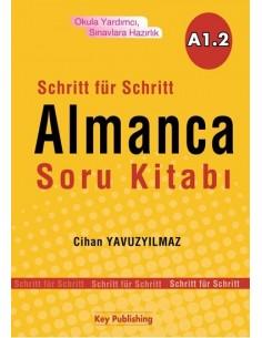 Palme Yayınları Almanca Soru Kitabı A1.2