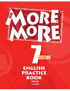Kurmay Yayınları 7.Sınıf More English Practice Book