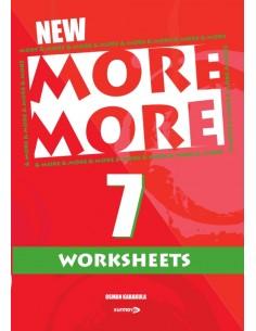 Kurmay Yayınları 7.Sınıf More English Worksheets 2016