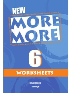 Kurmay Yayınları MORE&MORE 6 Worksheets