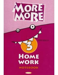 Kurmay Yayınları 3.Sınıf More&More Home Work Notebook