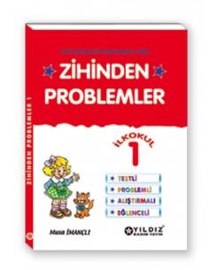 Yıldız Yayınları 1.Sınıf Zihinden Problemler