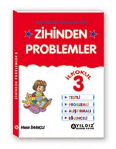 Yıldız Yayınları 3.Sınıf Zihinden Problemler