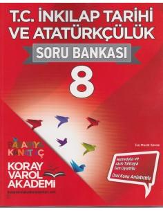 Koray Varol Akademi 8.Sınıf Türkçe Anlam Bilgisi Kılavuz Kitabı