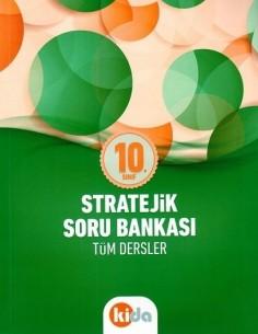 Kida Yayınları 10.Sınıf Tüm Dersler Stratejik Soru Bankası