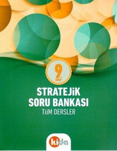 Kida Yayınları 9.Sınıf Tüm Dersler Stratejik Soru Bankası