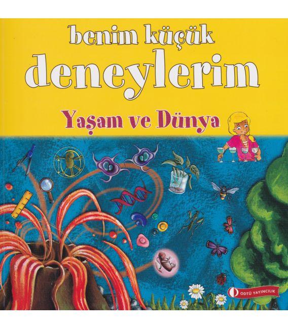 ODTÜ Yayınları 2. ve 3.Sınıflar Için Bilim Sanat ve Deney Kitapları Seti