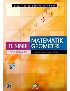 FDD Yayınları 11.Sınıf Matematik - Geometri Soru Bankası