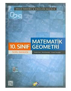 FDD Yayınları Lise 10.Sınıf Matematik Soru Bankası