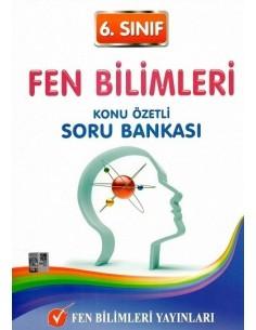 Fen Bilimleri Yayınları 6.Sınıf Fen Bilimleri Konu Özetli Soru Bankası