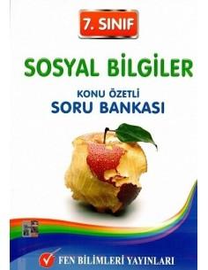 Fen Bilimleri Yayınları 7.Sınıf Sosyal Bilgiler Konu Özetli Soru Bankası