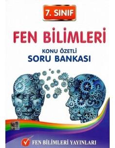 Fen Bilimleri Yayınları 7.Sınıf Fen Bilimleri Konu Özetli Soru Bankası