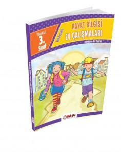Top Yayıncılık 3. Sınıf Hayat Bilgisi Ev Çalışmaları