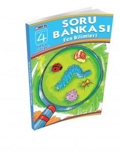 Top Yayıncılık 4. Sınıf Fen Bilimleri Örnek Çözümlü Soru Bankası