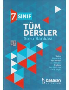 Başat Yayınları 7.Sınıf Tüm Dersler Soru Bankası