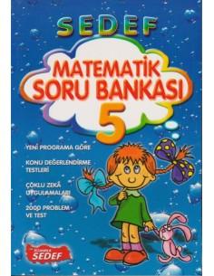Sedef Yayınları Matematik Soru Bankası