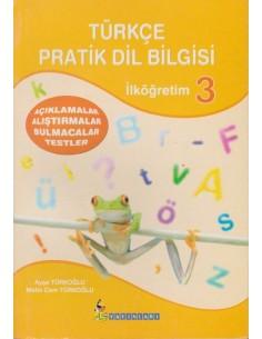 As Yayınları 3.Sınıf Türkçe Pratik Dil Bilgisi