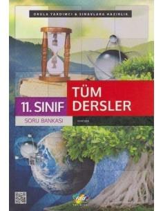 FDD Yayınları 11.Sınıf Tüm Dersler Soru Bankası