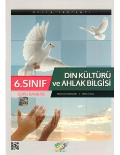 FDD Yayınları 6.Sınıf Din Kültürü ve Ahlak Bilgisi Soru Bankası