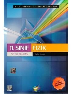 FDD Yayınları 11.Sınıf Fizik Soru Bankası