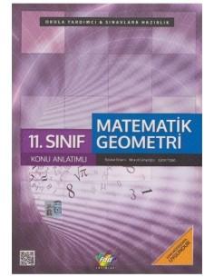 FDD Yayınları 11.Sınıf Matematik - Geometri Konu Anlatım