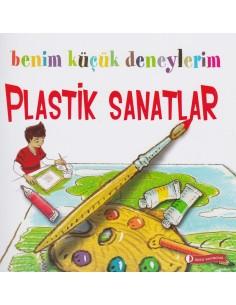 Odtü Yayınları Benim Küçük Deneylerim, Plastik Sanatlar