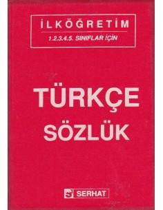 Serhat Yayınları Türkçe Sözlük