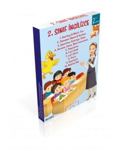 Özyürek Yayınları 2.Sınıf Ingilizce Hikaye Seti
