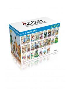 Özyürek Yayınları 4. ve 5. Sınıflar İçin Eğitim Seti (50 Kitap)