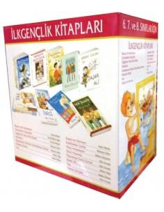 Özyürek yayınları İlk Gençlik Kitapları Dizisi