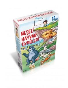 Özyürek Yayınları Neşeli Hayvan Öyküleri (15 Kitap)
