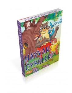 Özyürek Yayınları Hayvan Öyküleri (10 Kitap)