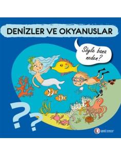 Odtü Yayınları 3. ve 4. Sınıflar Için Söyle Bana Neden Denizler ve Okyanuslar